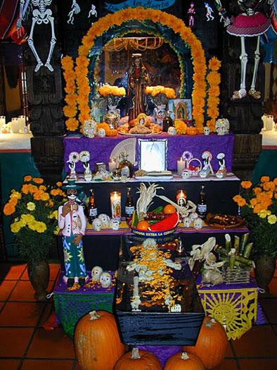 Las fiestas mexicas de la muerte