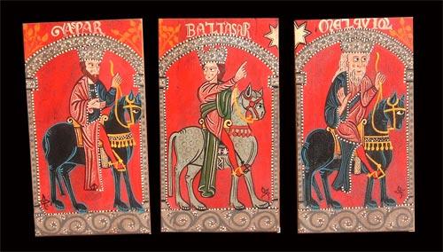 Historia de los reyees magos