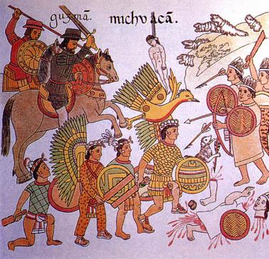 La Relación de Michoacán II