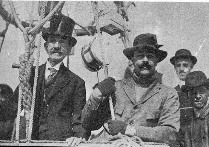 Don Joaquín de la Cantolla y sus globos