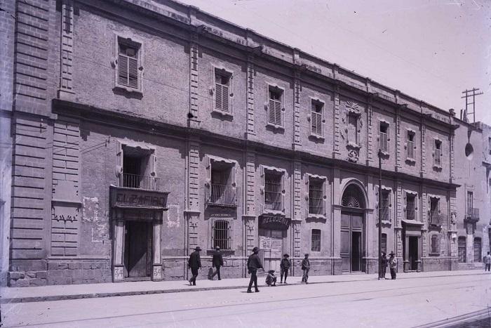 Un hospital para sifilíticos