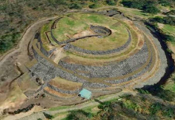 La Pirámide de Cuicuilco – komoni.chemisax.com