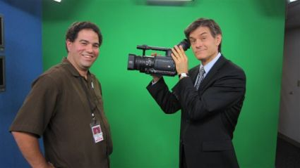 Dr Oz in Seattle 071