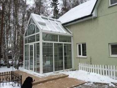 Зимний сад в Гореничах - 3
