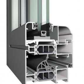 алюминиевые окна киев reynaers cs77