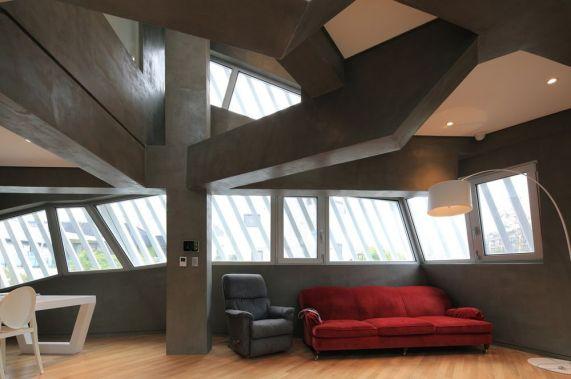 алюминиевые конструкции для фасада