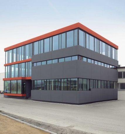 алюминиевые фасады Рейнас CW 50