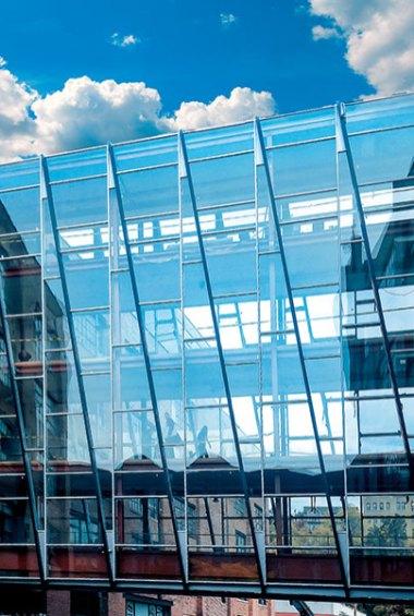фасады здания фото Ponzio