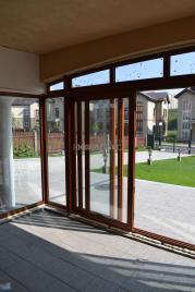 Параллельно - сдвижные двери, купить раздвижные двери на террасу