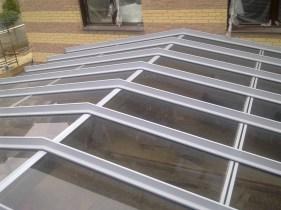 TS Aluminium Veranda T