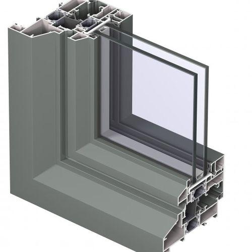 Алюминиевый теплый профиль Рейнарс CS 38-SL №7