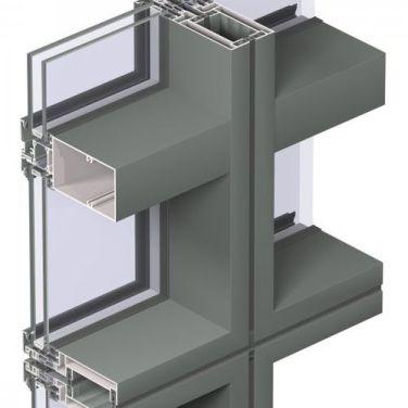 стеклянные фасады зданий