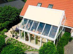 солнцезащита зданий