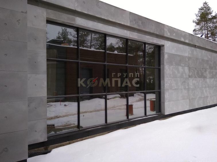 Алюминиевые окна SL38Hi