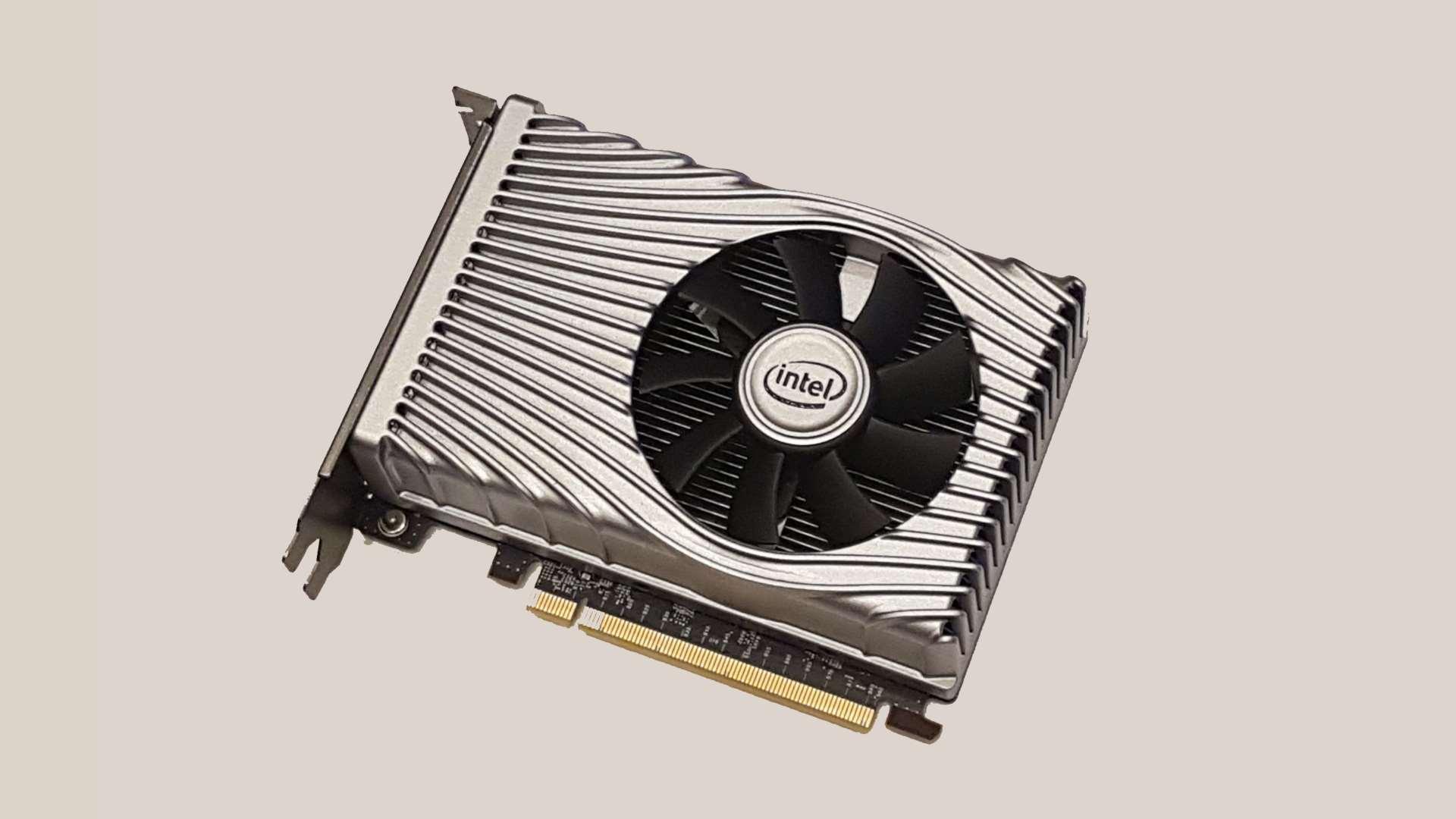 Видеокарта Intel с чипом DG1