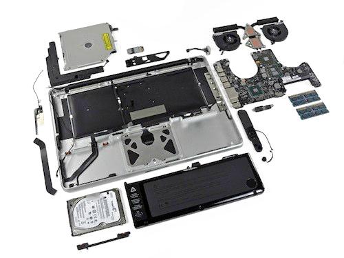 ремонта ноутбука MSI
