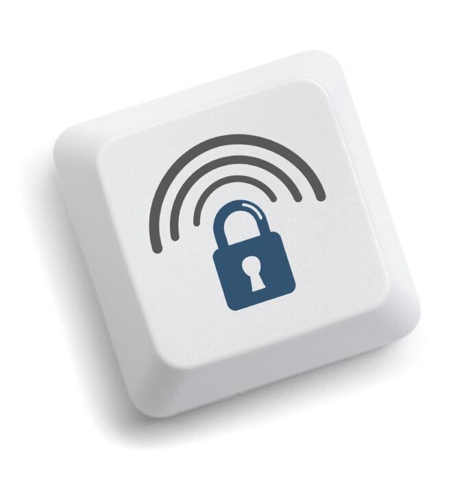 ключ безопасности от сети Wi-Fi