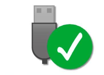 восстановить USB флешку
