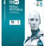 ESET NOD32 Antivirus.
