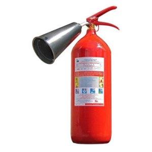 5 5 - ОУ-3 Огнетушитель углекислотный