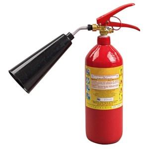 7 5 - ОУ-1 Огнетушитель углекислотный