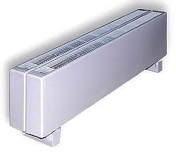 """kpvk3 2 - Конвектор """"Универсал Авто-С В"""" с терморегулятором, установленным на входе, двухтрубная система"""
