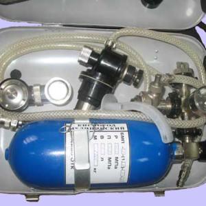 apparat iskustvennoj ventilyacii legkih gs 10 - Аппарат искуственной вентиляции легких ГС-10