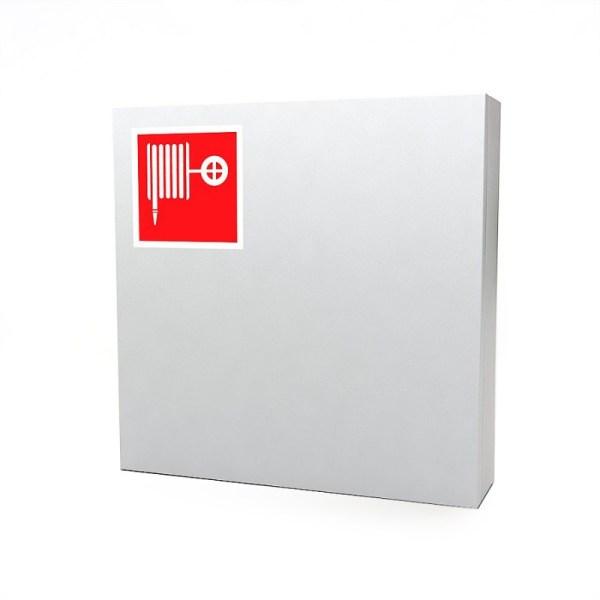 29 - Шкаф пожарный квартирный К-ПК-05Н без окна белый