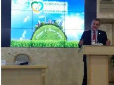 Выступление директора Кокарева Н.Ф. на общероссийской конференции