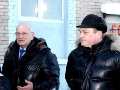 Посещение биогазовой установки Губернатором Оренбургской области и делегацией Костанайской области Республики Казахстан