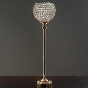 37″ Acrylic Crystal Goblet Holder