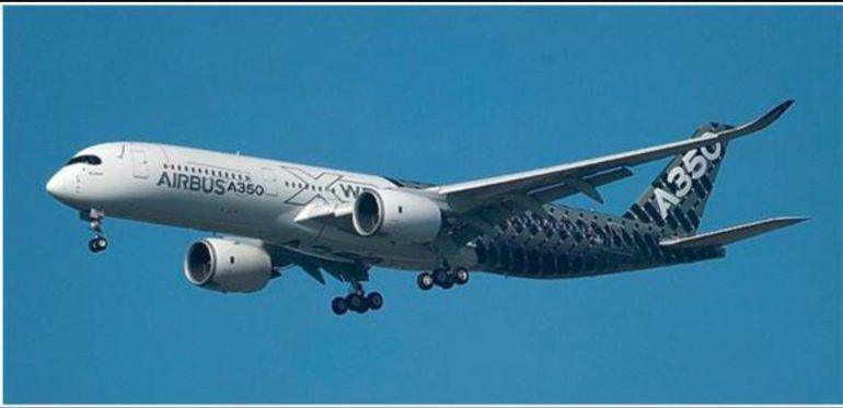 Kompozyty w samolocie Airbus 380