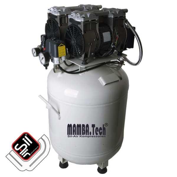 Leiselaufkompressor Mamba CMC 180-50