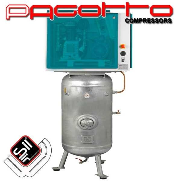 PAGOTTO Kolbenkompressor-Schallschutz