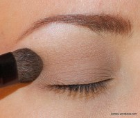 Naked 2, from lash line blended into crease