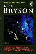 Bill Bryson - Krótka historia prawie wszystkiego - okładka