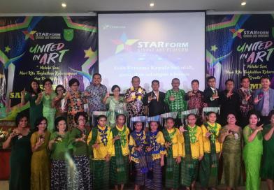 """Pentas Seni SMP Santo Thomas 4 Medan: """"United in Art"""""""