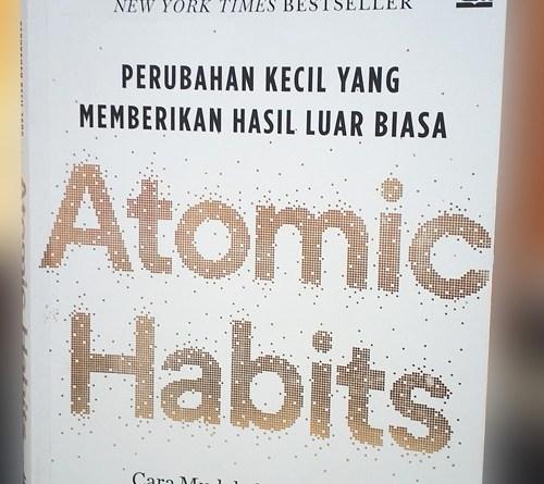 Resensi Buku Atomic Habits Komsoskam