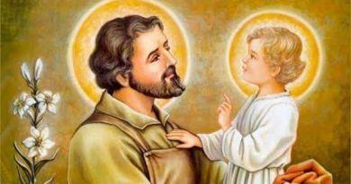 Teladan Santo Yosef