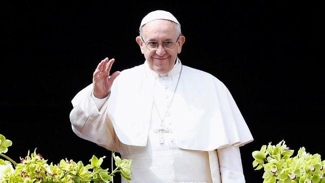 Paus Fransiskus Hari Bumi