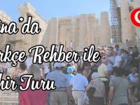 Atina'da Türkçe Rehber İle Şehir Turu