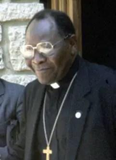 Mgr.Raymond-Marie Tchidimbo. Crédit photo:Eman Bonnici defindagrave.com