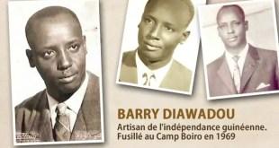 Barry Diawadou, une des plus célèbres victimes de Sékou Touré