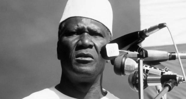 Ahmed Sékou Touré, premier président et fossoyeur de l'espoir des guinéens de sortir de la pauvreté à cause de sa demagogie et des nombreux crimes qu'il a commis contre son peuple