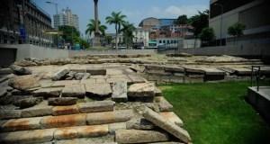 Cais do Valongo, où se trouvait le principal port de traite des esclaves des trois Amériques au 19e siècle | Image: Tomaz Silva/Agência Brasil/CC BY-NC-SA 2.0