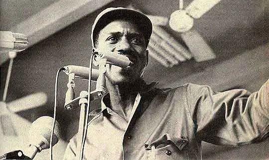 Membre du Bureau politique national. Ministre Président de la Commission d'enquête du Camp Boiro Fusillé le 8 juillet 1985 par le régime de Lansana Conté Il règna par le glaive et périt par le glaive.