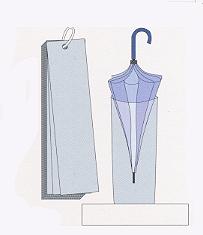 傘袋(使い捨て)U-02/業務用清掃用品・店舗什器の通販サイト ...