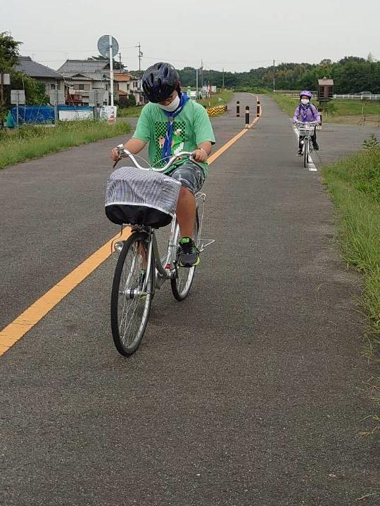 サイクリング&ボルダリング