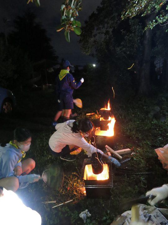 くま訓練キャンプ