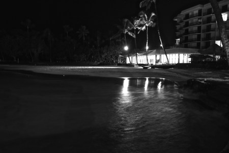 Kona at Night / KonaNature.com / 1-844-566-2628